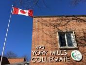 多伦多公立教育局一所从来不参加公校排名的王牌名校 York Mills Collegiate Institute
