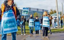 加拿大移民部派定心丸:安省大专学院教师罢工无碍学签 须附学院信件