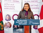 安省移民厅向95项目拨款 帮助新移民就业安居
