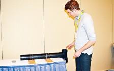 加拿大250名大学生参加工程学竞赛