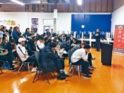 多伦多举办中国留学生防诈骗讲座 华裔警官:低调言行不要炫富