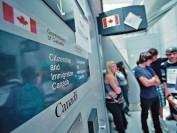 加拿大入籍法放宽居住要求后 申请人数年增4成