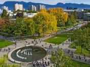 温哥华UBC大学在全球大学影响力排名第?