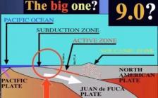 "BC省进入地震频发期,8-9级大地震风险增加!一直担心的""大地震"",2018就要来了?"