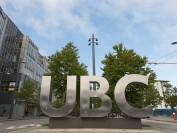 温哥华UBC大学下周开始强制校园室内全部戴口罩