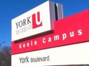 约克大学校内Tait McKenzie Centre附近出现一起抢劫未遂案件!