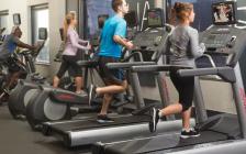 在加拿大养成了健身好习惯