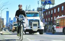 多伦多将投资4,800万元建120公里自行车道