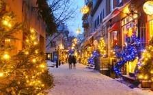 圣诞气氛最浓国家竟然是加拿大