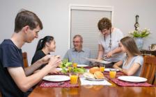 多伦多的寄宿家庭:中国留学生的第二个家