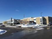 多伦多地区著名公立高中Pierre Elliott Trudeau High School图解
