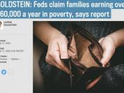 加拿大贫困标准提升:年收入6万算穷人