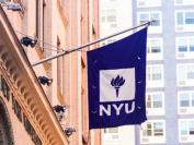 纽约大学本科申请人数突破10万,实现14年连续增长