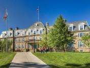 本科每年学费只有14万人民币的加拿大大学—新布伦瑞克大学University of New Brunswick