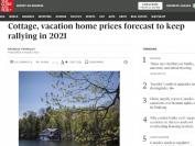 加拿大度假屋今年还要暴涨17%  至平均$547,207