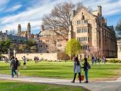 获娱乐大亨慷慨捐赠 耶鲁大学这个学院今后学费全免