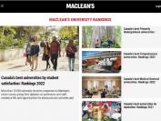 2022年麦考林加拿大大学排名出炉!