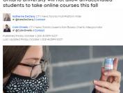 滑铁卢劳里埃大学宣布 未接种疫苗的学生禁止任何课程