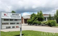 安大略省顶尖公立高中Bayview Secondary School
