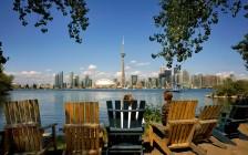 多伦多有个桃花源-湖心岛Toronto Islands(上)