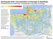官方发布温哥华地震地图! 房价最高的地方竟然最危险 豪宅区恐夷为平地!