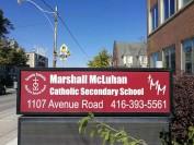 多伦多天主教高中Marshall McLuhan Catholic Secondary School 附近的优质寄宿家庭