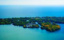 多伦多有个桃花源-湖心岛Toronto Islands(下)
