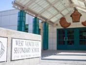 西温哥华教育局和优秀公立高中介绍