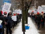 安省公立高中教师罢工一天 安省省府提新框架促进谈判