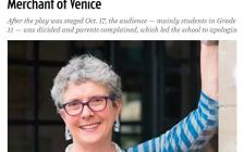 """多伦多顶级私校Bishop Strachan School校长被开除,原因是涉及反""""犹太"""""""