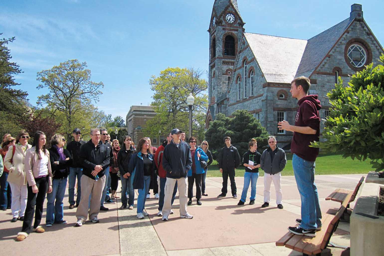 Nyu Summer Campus Tours
